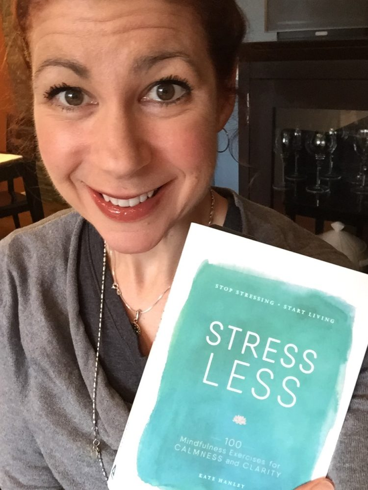 Book Review: Stress Less, or Walking the Walk is Hard