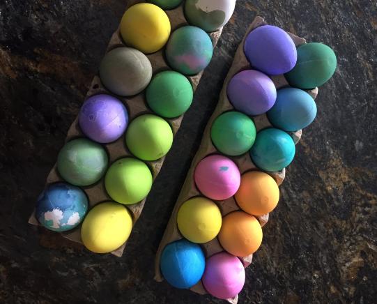 Indoor Versus Outdoor Egg Hunts