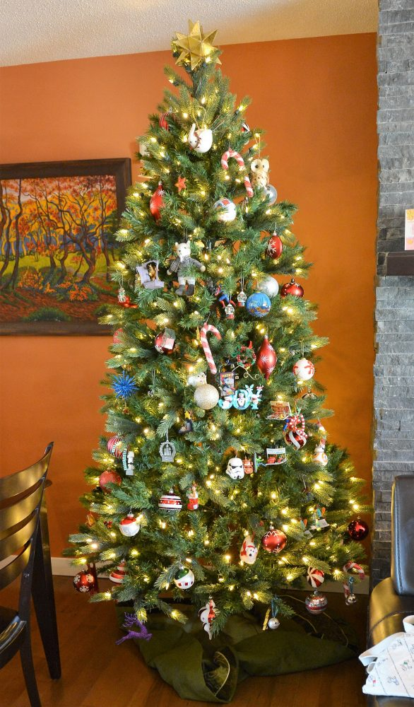 It's December; what's your Tree Decorating Personality?