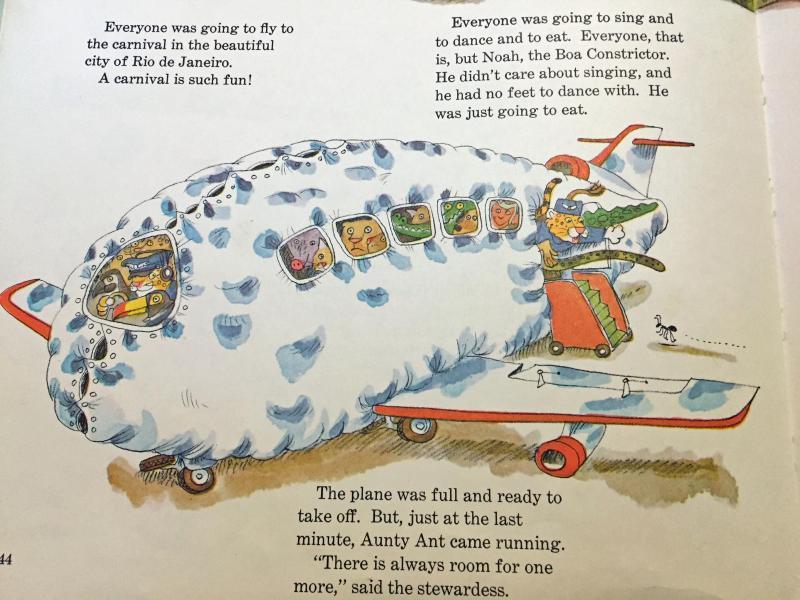 Aunty Ant Takes Her Revenge