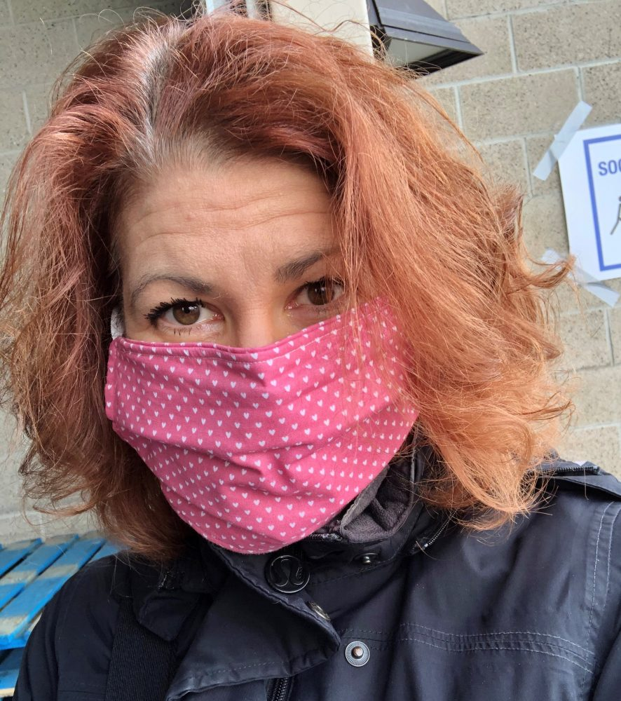 Pandemic Hair Colour; Five Weeks In